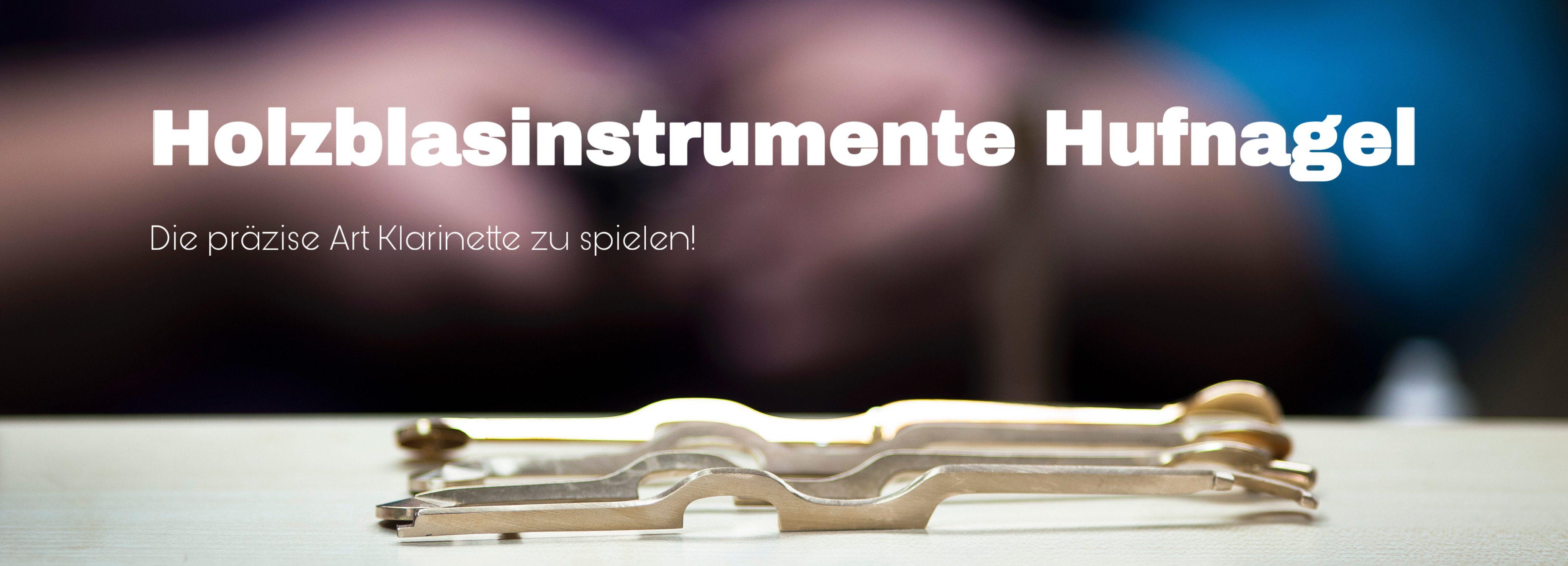 Holzblasinstrumente Hufnagel